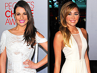 People&#39;s Choice Awards 2012 Style Stars | Lea Michele