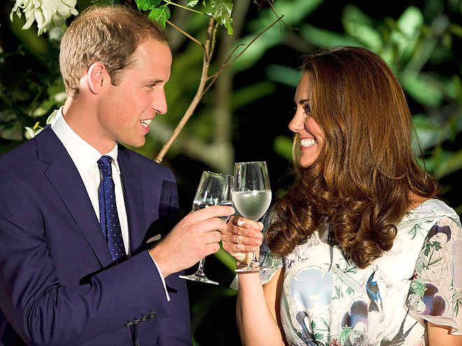 GOOD SPIRITS photo | Kate Middleton, Prince William