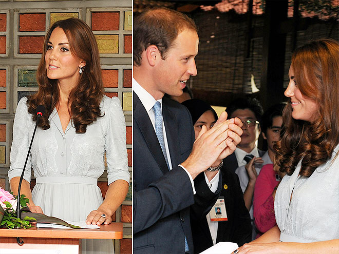 SPEAK EASY photo | Kate Middleton, Prince William
