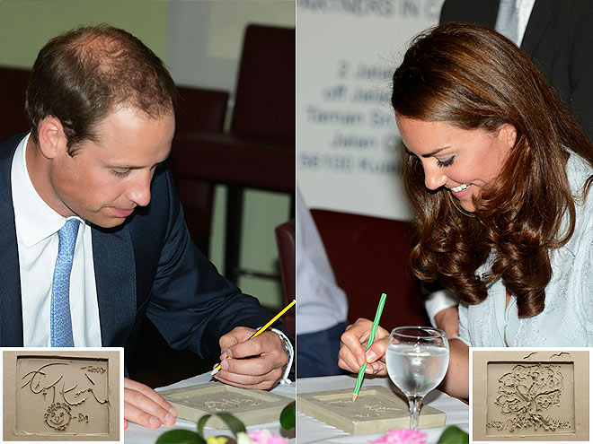 IT'S A DRAW photo | Kate Middleton, Prince William