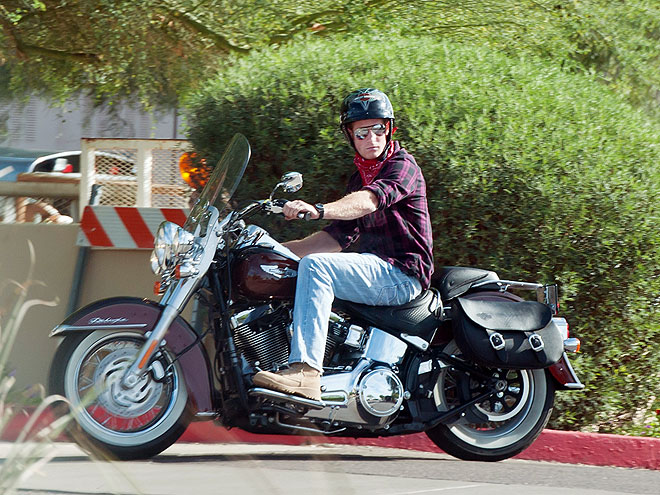 5. RIDE A HARLEY  photo | Prince Harry