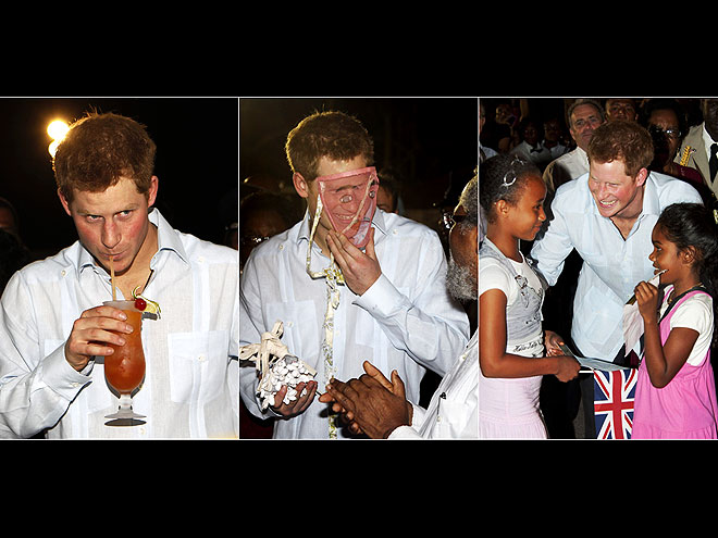 1. PARTY AT A ROYAL JUBILEE photo | Prince Harry