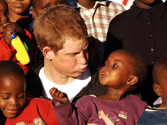 9. START A CHARITY photo | Prince Harry