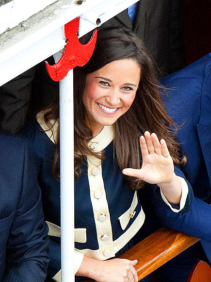 ALL HANDS ON DECK photo | Pippa Middleton