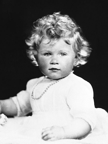 CHERUB-CHEEKED CUTIE photo | Queen Elizabeth II