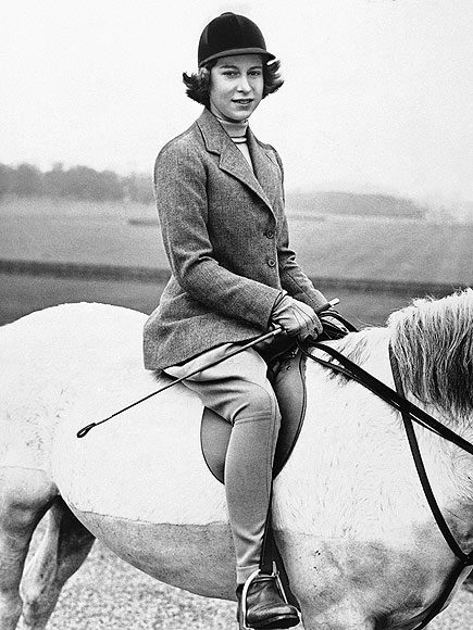 THE HORSEWOMAN