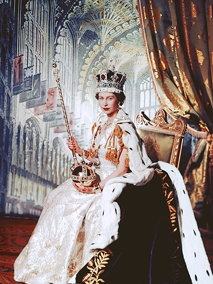MEET HER MAJESTY