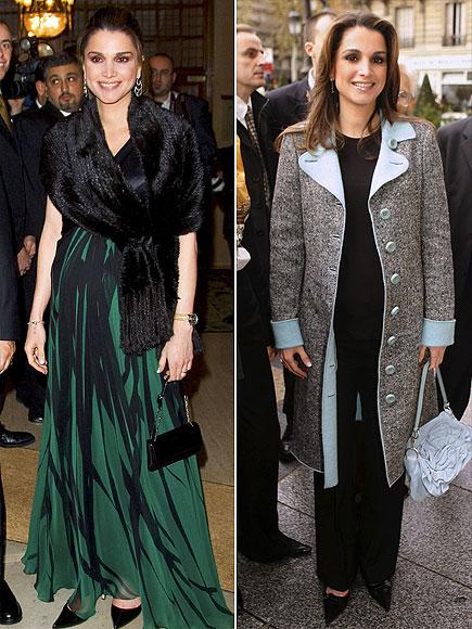 QUEEN RANIA OF JORDAN  photo | Queen Rania