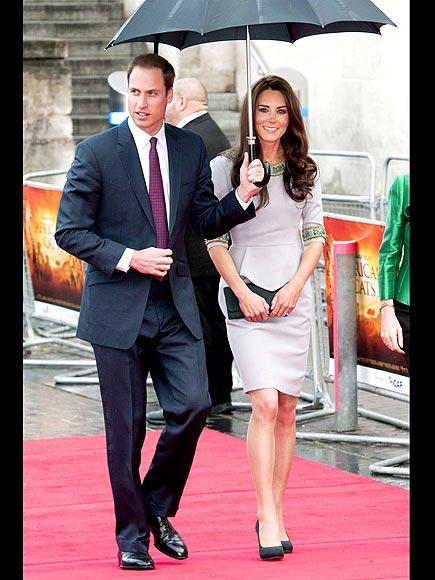 FIRST PUBLIC REUNION  photo | Kate Middleton, Prince William