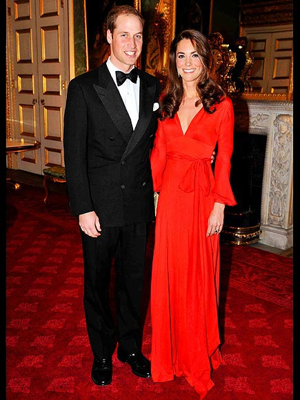 FIRST $1M FUNDRAISER  photo | Kate Middleton, Prince William