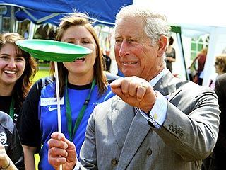 Charles & Camilla: Royal Cut-Ups | Prince Charles