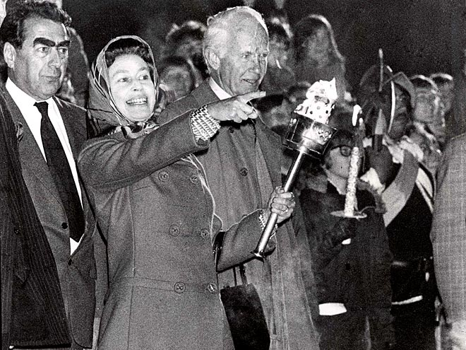 SHINE A LIGHT  photo | Queen Elizabeth II