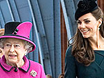 Kate & the Queen: Royal BFFs! | Kate Middleton, Queen Elizabeth II