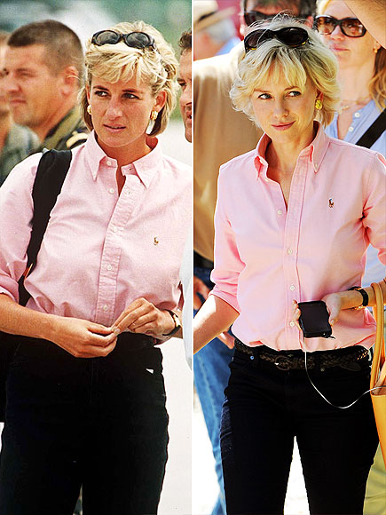 FEARLESS CRUSADER photo | Naomi Watts, Princess Diana