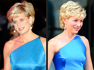 Naomi Watts's Di-namic Makeover | Naomi Watts, Princess Diana