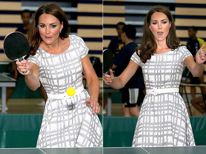 AND SHE SCORES! photo   Kate Middleton