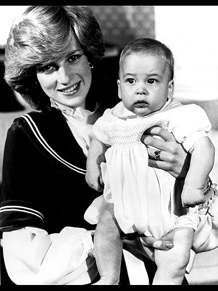 THE LITTLE PRINCE  photo | Prince William, Princess Diana