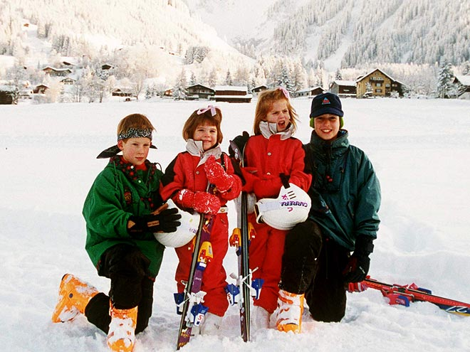 SNOW BUNNIES