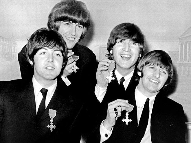 POP FAN photo   The Beatles