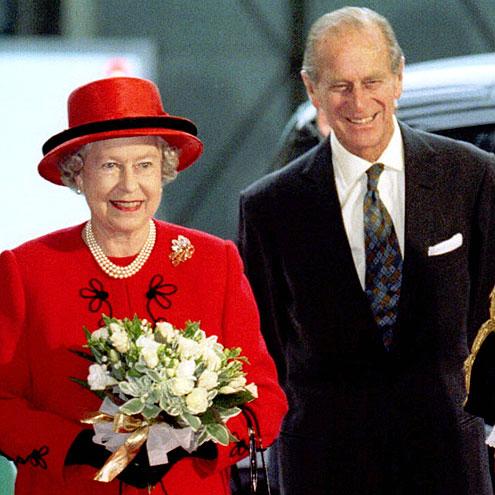 MARRIAGE MILESTONE photo | Prince Philip, Queen Elizabeth II