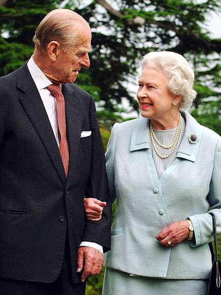 NATIONAL TREASURE photo | Prince Philip, Queen Elizabeth II