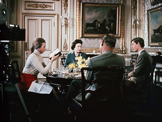 REALITY STAR photo   Prince Charles, Princess Anne, Queen Elizabeth II