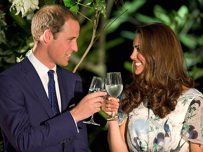 1. HOLD THE CHAMPAGNE  photo | Kate Middleton