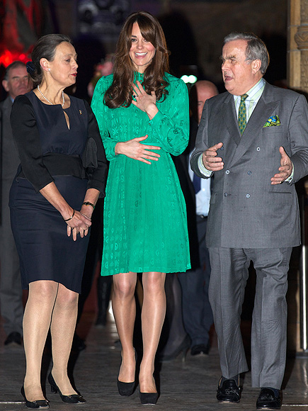 4. BUMP IT UP? photo | Kate Middleton