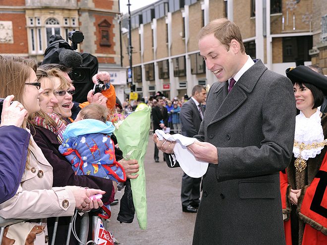 5. 'ONE' SPECIAL GIFT photo | Prince William