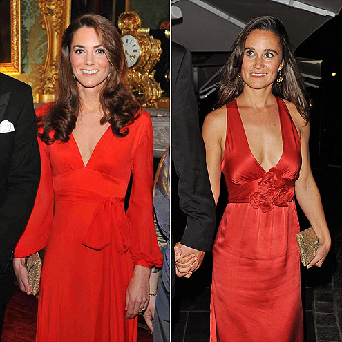 THE MIDAS TOUCH   photo | Kate Middleton, Pippa Middleton