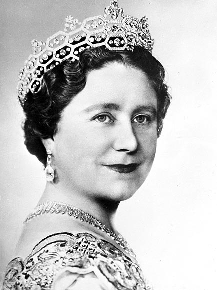 BOUCHERON HONEYCOMB TIARA