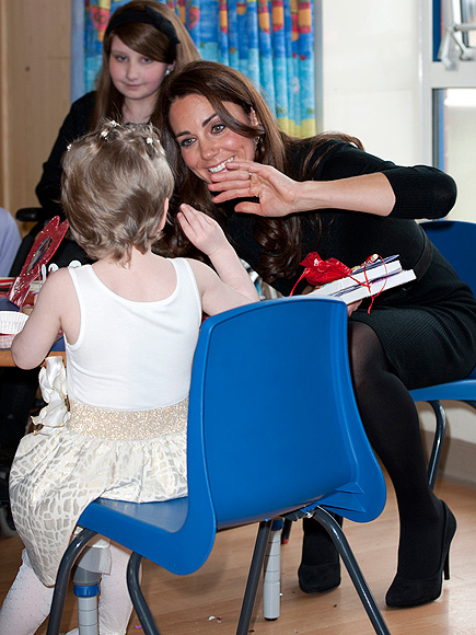 William & Kate: In Love ... with Children!