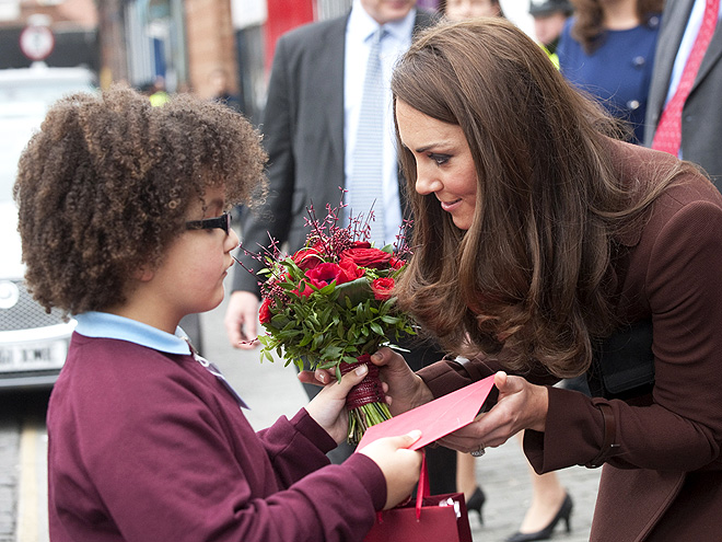 EVERYTHING'S ROSY photo | Kate Middleton