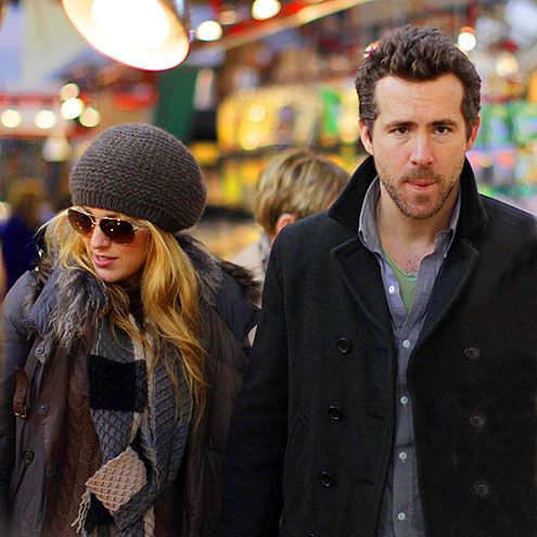 HOMETOWN GLORY photo | Blake Lively, Ryan Reynolds