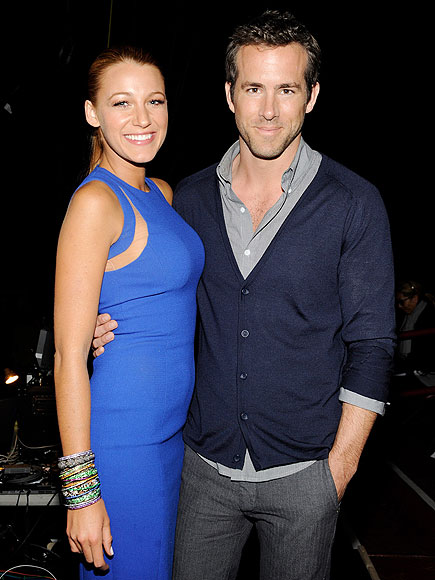 ON ALWAYS BEING EAGER TO SEE HER AND DAUGHTER JAMES  photo | Blake Lively, Ryan Reynolds