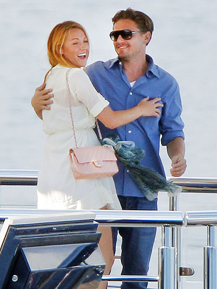 Leonardo Dicaprio Blake Lively Images & Pictures - Becuo Ryan Reynolds