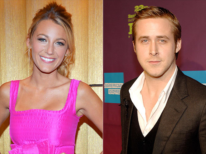 RYAN GOSLING: 2010 photo | Blake Lively, Ryan Gosling