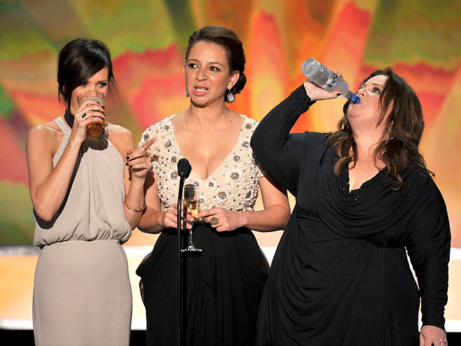 photo | Kristen Wiig, Maya Rudolph, Melissa McCarthy