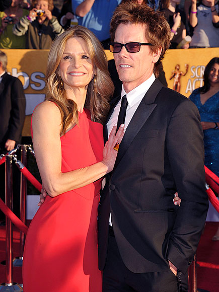 KYRA SEDGWICK & KEVIN BACON