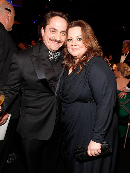 BEN FALCONE & MELISSA MCCARTHY