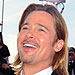 Stars Let Loose at the SAG Awards | Brad Pitt