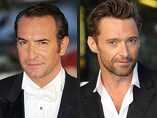 Is Jean the New Hugh? | Hugh Jackman, Jean Dujardin
