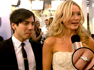 Katrina Bowden Got Engaged the Night Before SAG Awards | Katrina Bowden