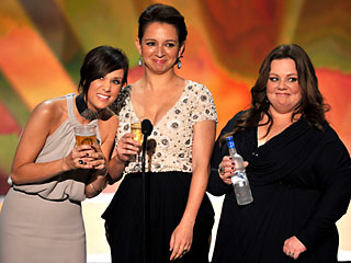 How to Play the Bridesmaids' Drinking Game | Kristen Wiig, Maya Rudolph, Melissa McCarthy