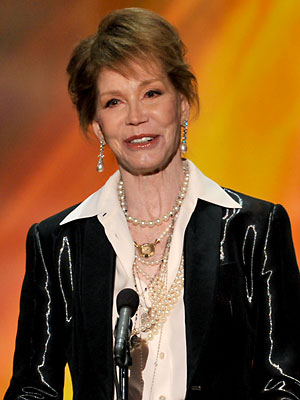 Mary Tyler Moore at SAG Awards 2012