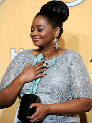 SAG Awards Honors The Help| Screen Actors Guild Awards 2012, The Help, Movie News, TV News, Alec Baldwin, Betty White, Christopher Plummer, Jessica Lange, Kate Winslet, Mary Tyler Moore, Octavia Spencer, Steve Buscemi, Viola Davis