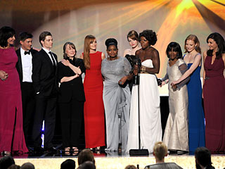 SAG Awards: The Help Cast Dreamed Big &#8211; and Won! | Octavia Spencer, Viola Davis