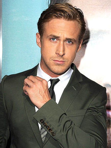 RYAN GOSLING