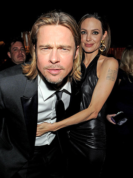 CLOSE ENCOUNTER photo | Angelina Jolie, Brad Pitt
