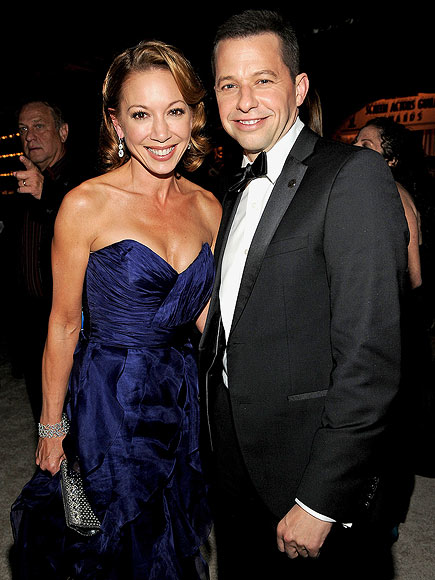 PERKY PAIR photo | Jon Cryer, Lisa Joyner